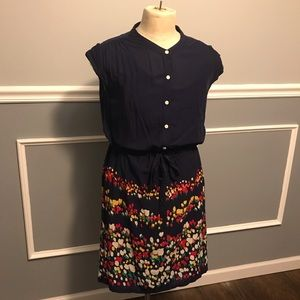 Old Navy Casual Floral Dress